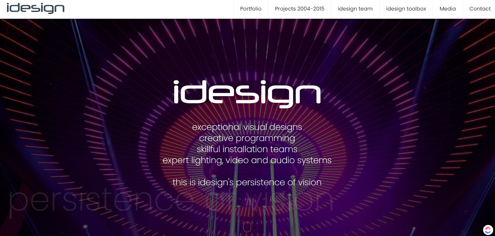 idesign cost of the website