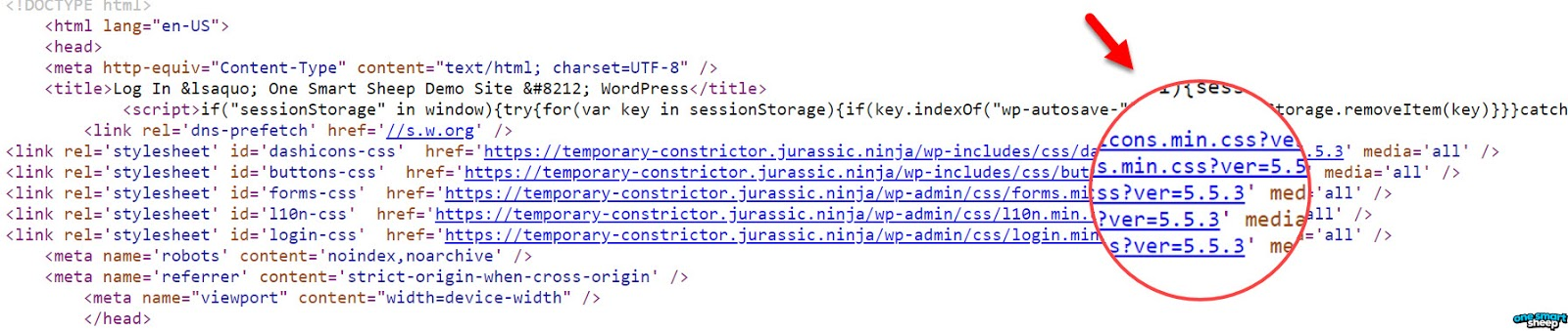 Check WordPress Version From Source Code