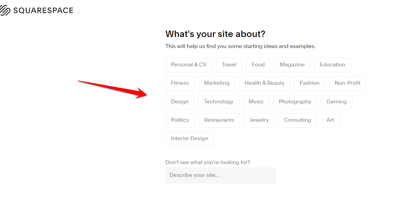 What Is Your Site About