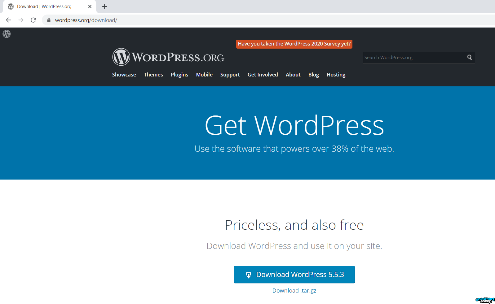 WordPress.org Free