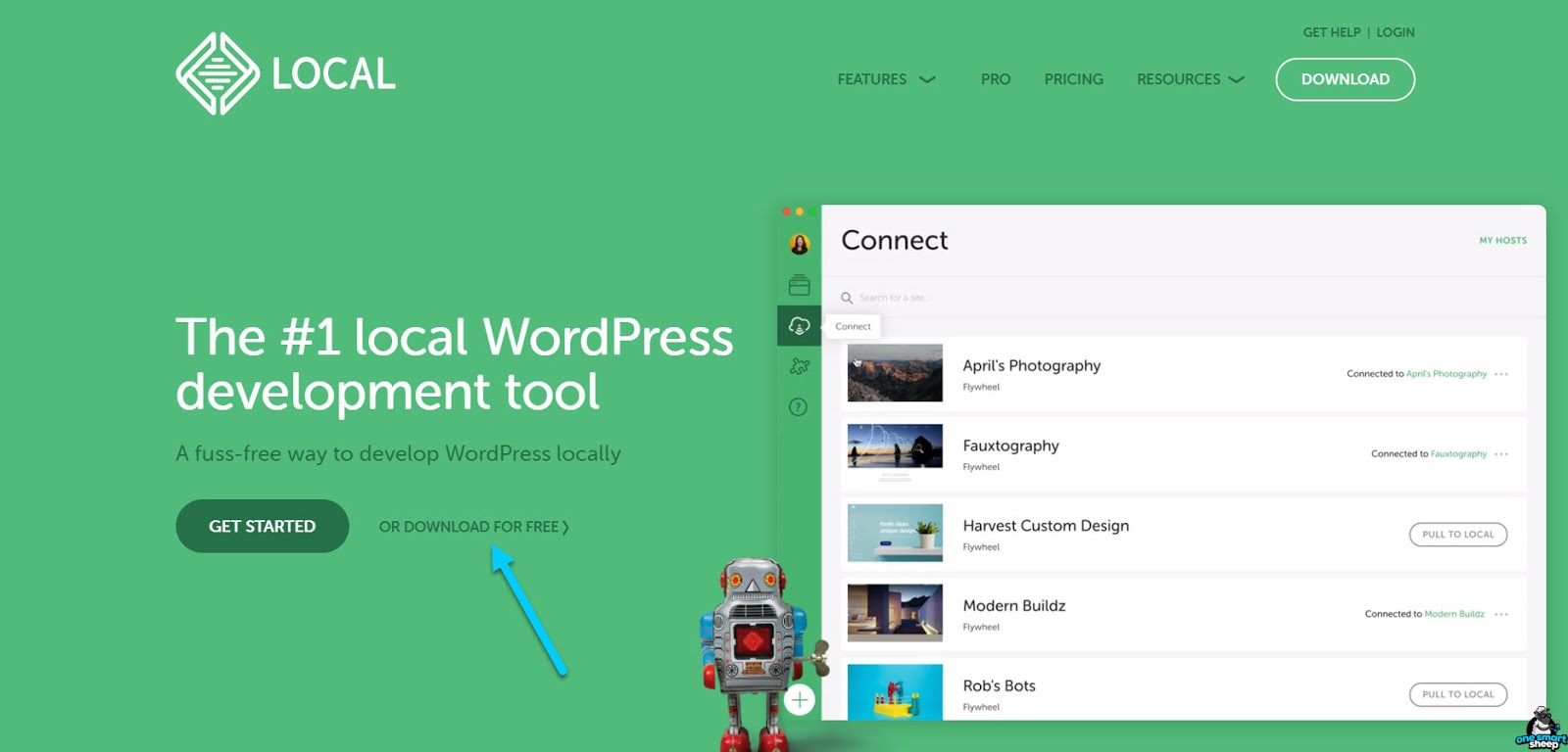 Download Free LocalWP
