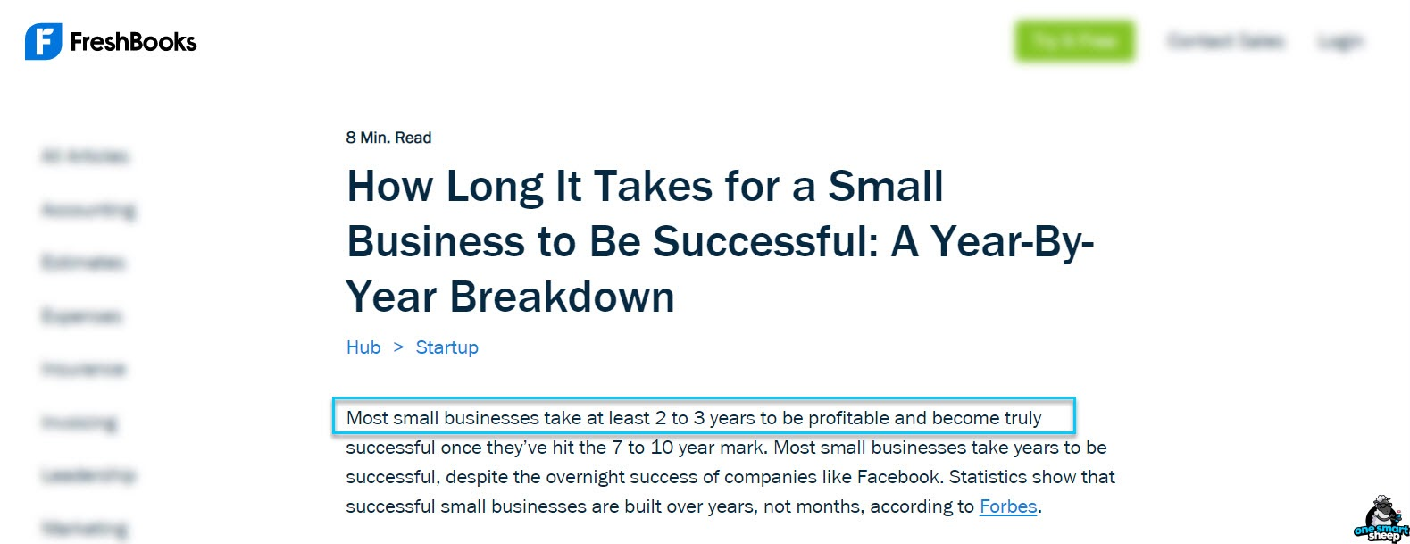 How Long Does It Take To Be Successful