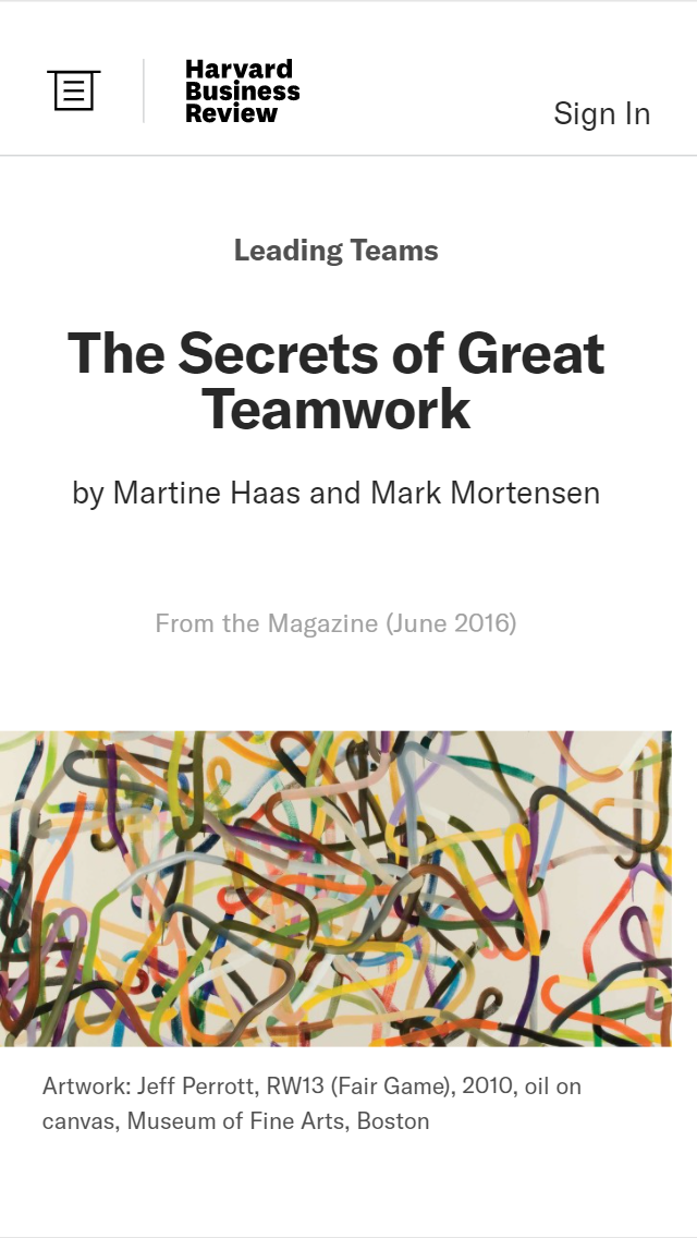 Hbr.org 2016 06 The Secrets Of Great TeamworkiPhone 5 SE